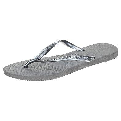 7ca4776635c60 Havaianas Women s Slim Flip Flops  Amazon.co.uk  Shoes   Bags