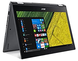 "Acer Spin 5, 8th Gen Intel Core i7-8550U, 13.3"" Full HD Touch, 8GB DDR4, 256GB SSD, Windows 10 Home, SP513-52N-85DC"