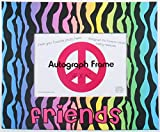 Autograph Frame Great Bunk Gift Or Party Favor.Includes Black Permanent Marker.Rainbow Animal