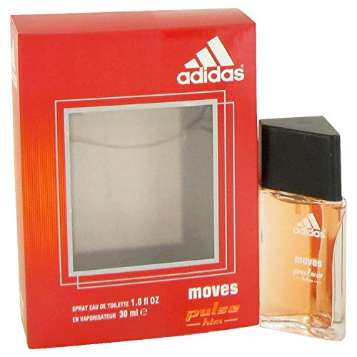 (Adidas Moves Pulse by Adidas for Women - 1 oz EDT Spray)