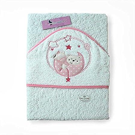 Tarta de pañales niña Mustela Dodot - Baño Optima rosa - Mil Cestas
