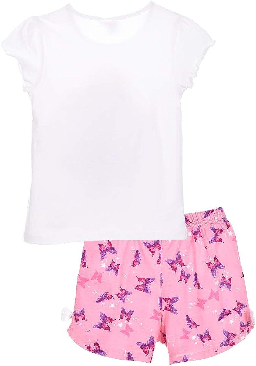 Die Eisk/önigin 2 Schlafanzug Pyjama M/ädchen