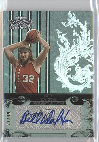 (Bill Walton #37/99 (Basketball Card) 2007-08 Topps Echelon - Autographs - [Autographed] #TEA-BW)