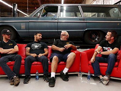 Fridays in the Garage 9/30/16: Lucky Costa, Tony Angelo, Phillip Thomas, Fury Wagon ()