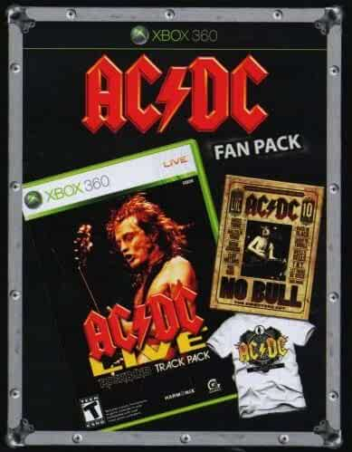 ac dc fan pack includes xbox 360 edition of. Black Bedroom Furniture Sets. Home Design Ideas