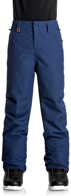 Quiksilver Estate Snowboard Pants Estate Blue Kid's Sz S