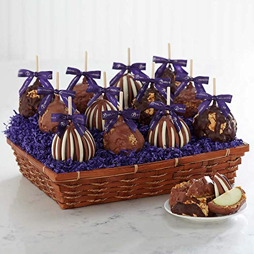 Mrs Prindables Signature Flavor Caramel Apple Gift Basket
