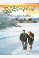 Montana Match: A Single Dad Romance (Love Inspired) Kindle Edition