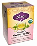 Yogi Tea Woman's Mother to Be 16.0 BG (Pack of 3)
