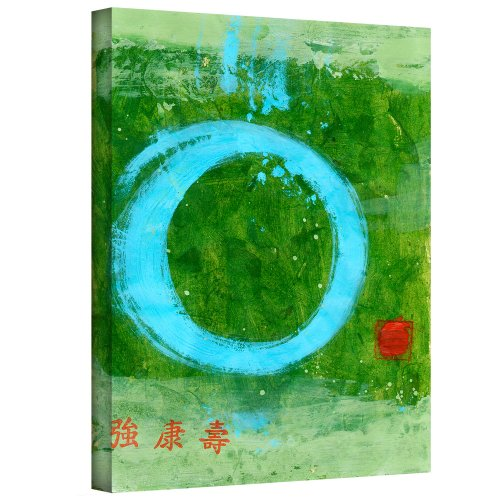 """ArtWall """"Strong Tao"""" Gallery Wrapped Canvas Artwork by Elena Ray, 14 by 18-Inch"""