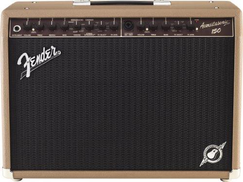 Fender Acoustasonic 150 -150-Watt Acoustic Guitar Amplifier by Fender