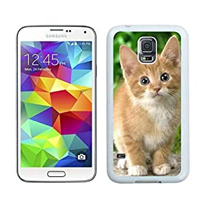 diy phone caseRecommend Design Christmas Cat White Samsung Galaxy S5 Case 43diy phone case