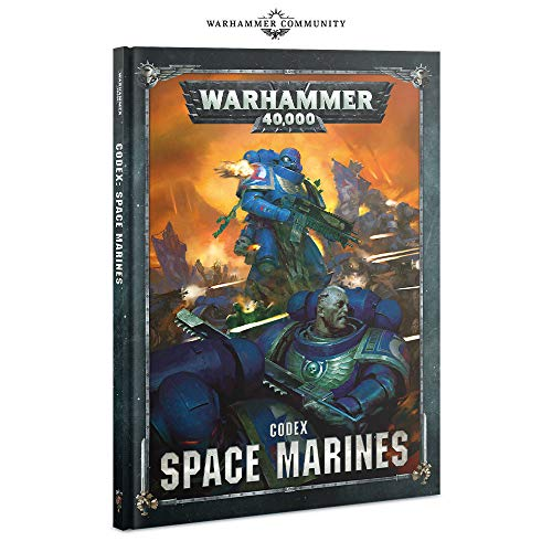 10 best space marines codex 8th edition for 2020