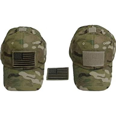 Generic Special Force Tactical CAP HAT w US Flag Patch MultiCam  Amazon.in   Clothing   Accessories 81327887506e