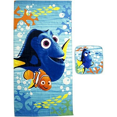 Disney Disney Finding Dory 2-Piece Bath Set