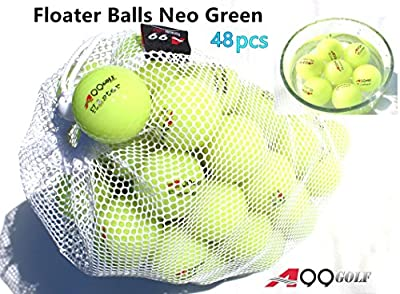 A99 Floating Golf Balls Floater Ball Float Water Range New