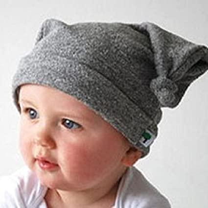 Buy Generic 4   Baby Hats for Boys Bebes Caps Newborn Stocking Hat berets  Bonnets Children Caps Infant Beanie Winter Bucket Hat Cotton Online at Low  Prices ... c1babb65585