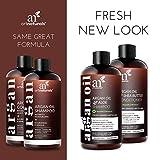 ArtNaturals Organic Moroccan Argan Oil Shampoo and