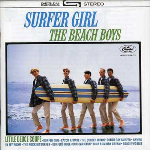 Beach Boys - Surfer Girlshut Down, Vol. 2 - Zortam Music