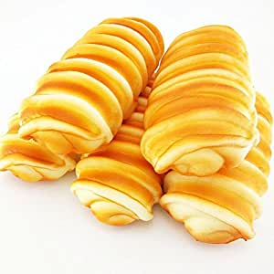 Squishy Bunny Pillow : Amazon.com: Rabbit Malls, Jumbo Caterpillar Bread Squishy Keyboard Hand Pillow Scent Loaf Bread ...