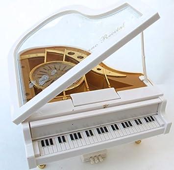 Music Box Piano Ballerina Dad Gift Mom Birthday