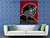 PhotoSight Anton Chigurh Art No Country for Old Men 47x35 Huge Giant Print Poster
