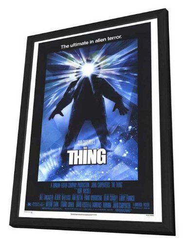 The Thing - 27 x 40 Framed Movie Poster by Movie Posters