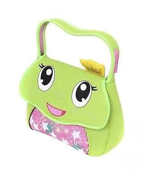 d03a5894bc1a Arctic Zone Girls Kids Princess Frog Lunch Pack Bag Insulated ...