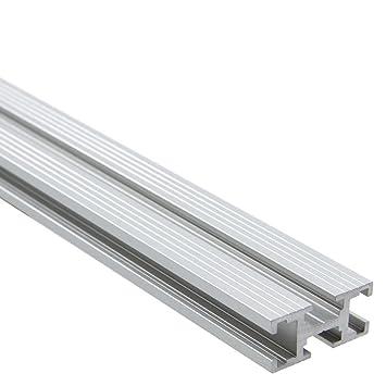 Aluminiumlegierung T-Nut Gehrungsschiene Mit Skala Schiene Holzbearbeitung