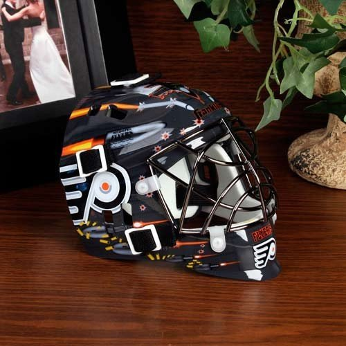 Philadelphia Flyers Mini Goalie Mask (Quantity of 1)
