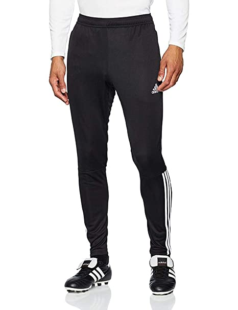 official photos 22b85 b8c23 adidas Regista18 Training Pant, Pantaloni Sportivi Uomo, Black White, 3XL