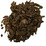 FRENCH OAK CHIPS HEAVY TOAST 100G - Anginge Wine Whiskey, Oak Flakes, Barrel Aged Flavor, Homebrewing, Oak Vodka by AlcoFermBrew