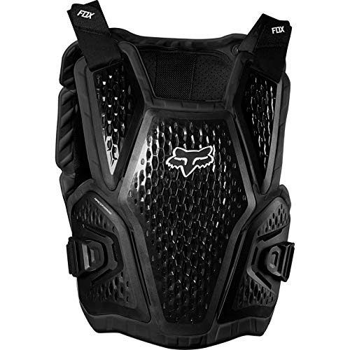 Image of Body Armor Fox Racing Raceframe Impact Black, S/M