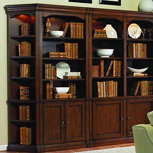 "Hooker Furniture Cherry Creek 32"" Wall Storage Cabinet Bookcase"