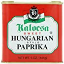 Reese Kalocsa Sweet Hungarian Style Paprika, 5-Ounce Cans (Pack of 12)