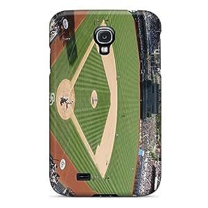 Samsung Galaxy S4 Urt900mHWf Unique Design Attractive San Diego Padres Image Perfect Hard Phone Case -JoanneOickle