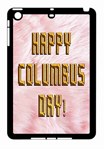 Custom Phone Cases iPhone 4/4S - DIY Happy columbus day Phone cover cases iPhone 4/4S