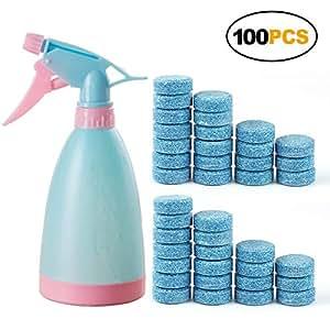 ZYQHY - 100 Pastillas multifuncionales de Spray (Color al ...