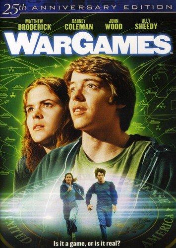 DVD : WarGames [25th Anniversary Edition] [WS] [2 Discs] [Sensormatic] (Anniversary Edition, Widescreen, , Dubbed, Dolby)