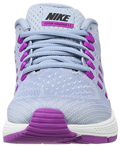Violet Nike De Chaussures Wmns Bleu Gris Teint Hyper Femmes Pour Noir 11 Air Zoom Course bleu Vomero pwOdCqw
