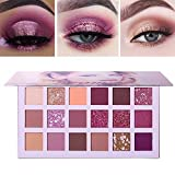 18 Colors Pigmented The New Nude Eyeshadow Palette Blendable Long Lasting Eye Shadow