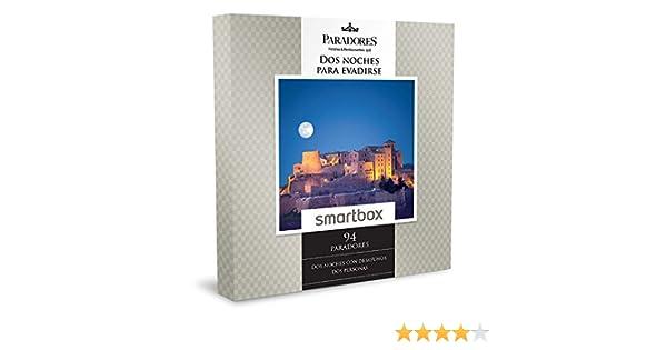 Smartbox - Caja Regalo - Dos Noches para EVADIRSE - 94 Paradores ...