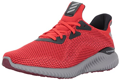 adidas Performance Men's Alphabounce 1 m Running Shoe Core Red/Collegiate Burgundy/Utility Black 11 Medium US