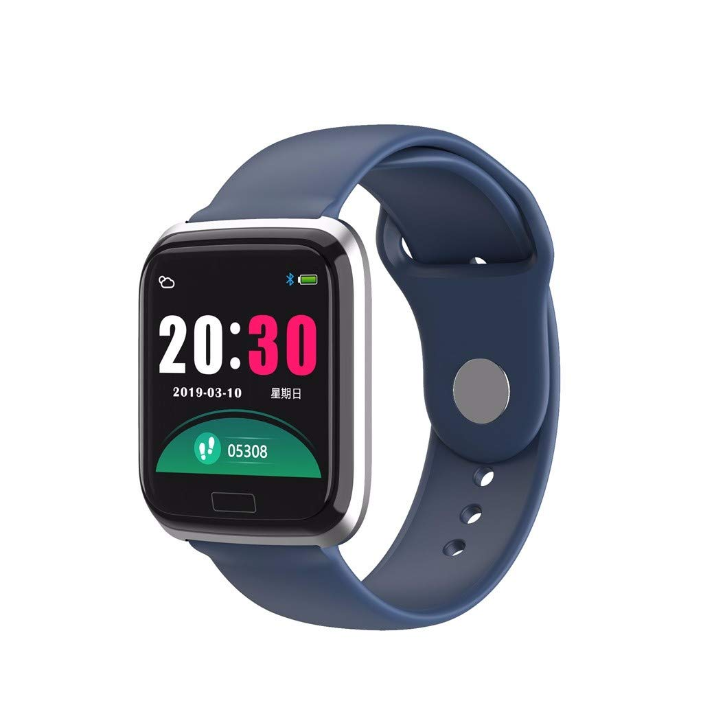 Amazon.com: Smart Watch Sports Fitness Activity Heart Rate Tracker Watch Calories IP67 Sky Magnetic Female Wristwatch Waterpro: Cell Phones & Accessories