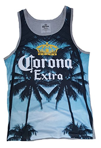 Corona Extra Graphic Tank Top