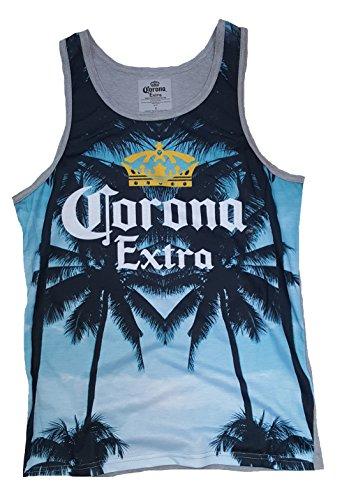 Corona Extra Graphic Tank Top