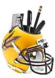 Schutt NCAA Arizona State Sun Devils Helmet Desk Caddy, Gold