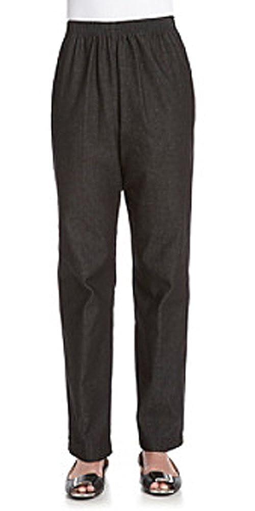 Alfred Dunner Women's Medium Length Pant 9515