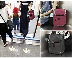 94b863508d44 RAYSUN Bicycle Handlebar Bag with Waterproof Cover - Messenger Bag ...