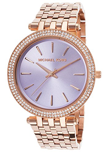 Women's Michael Kors 'Darci' Round Bracelet Watch, 39mm - Ro